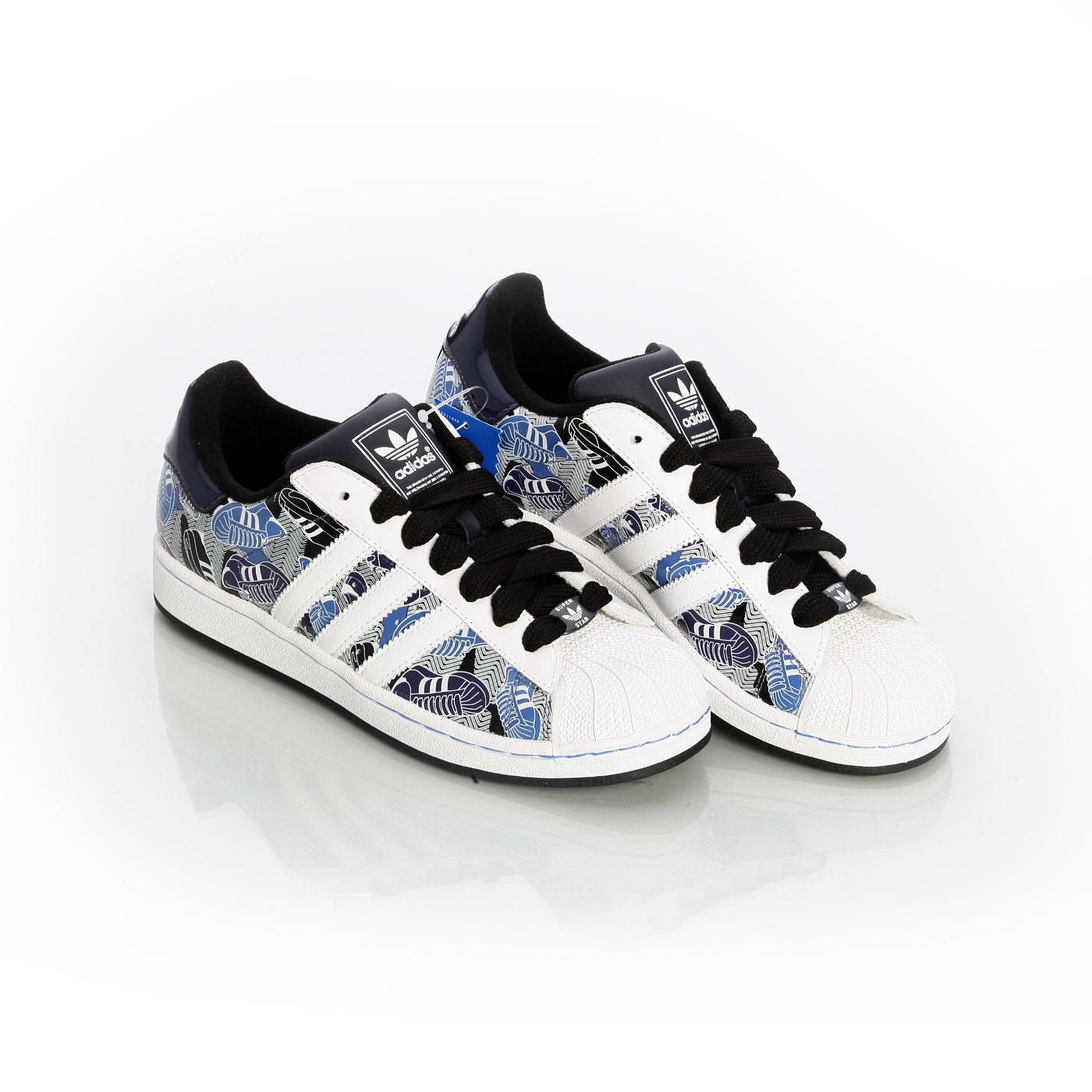 阿迪达斯贝壳鞋 adidas Superstar介绍