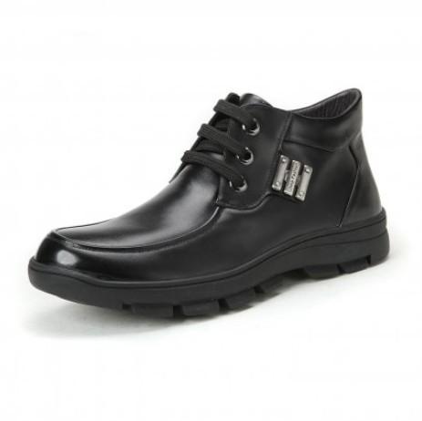 【图】黑色皮鞋配什么裤子?黑皮鞋配什么裤子?