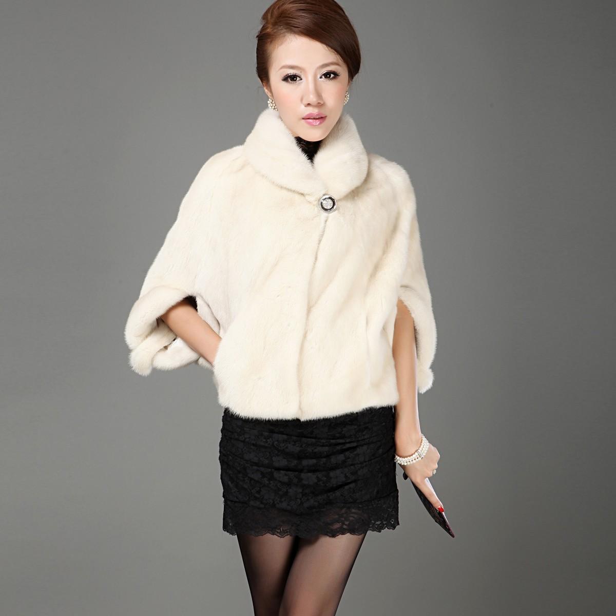 2012新款皮草外套女装