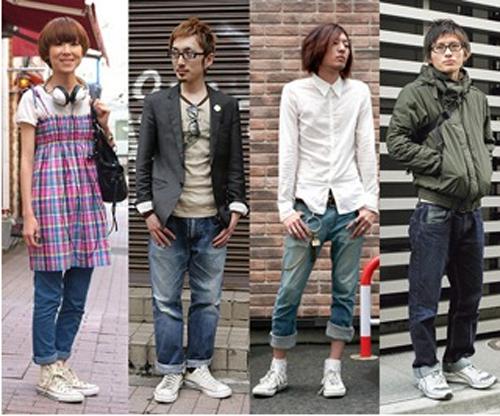 【图】匡威鞋怎么搭配衣服?