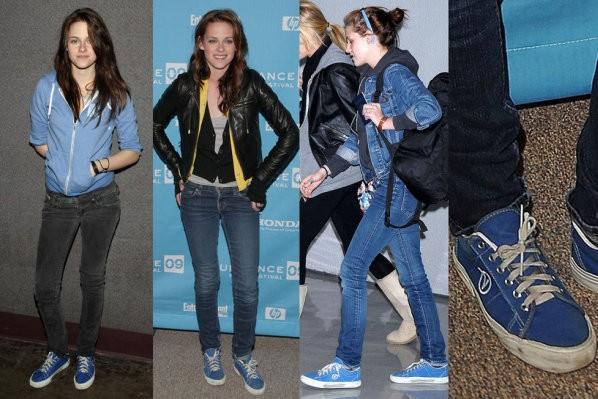 【图】蓝运动鞋配什么裤子更合适?