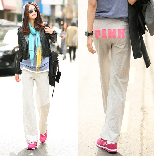 【图】韩国女生运动鞋的搭配有哪些特色? 526
