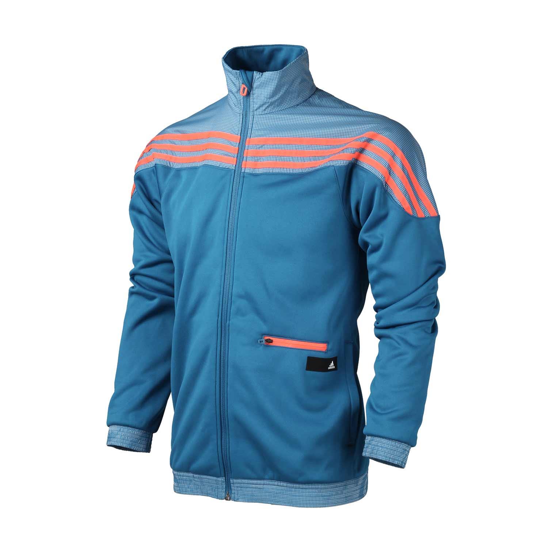 阿迪达斯adidas男装夹克运动服W54212
