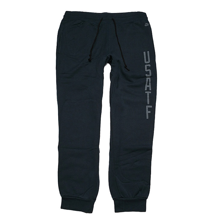 耐克NIKE 2013新款演绎跑步男装运动长裤运动裤546356 063