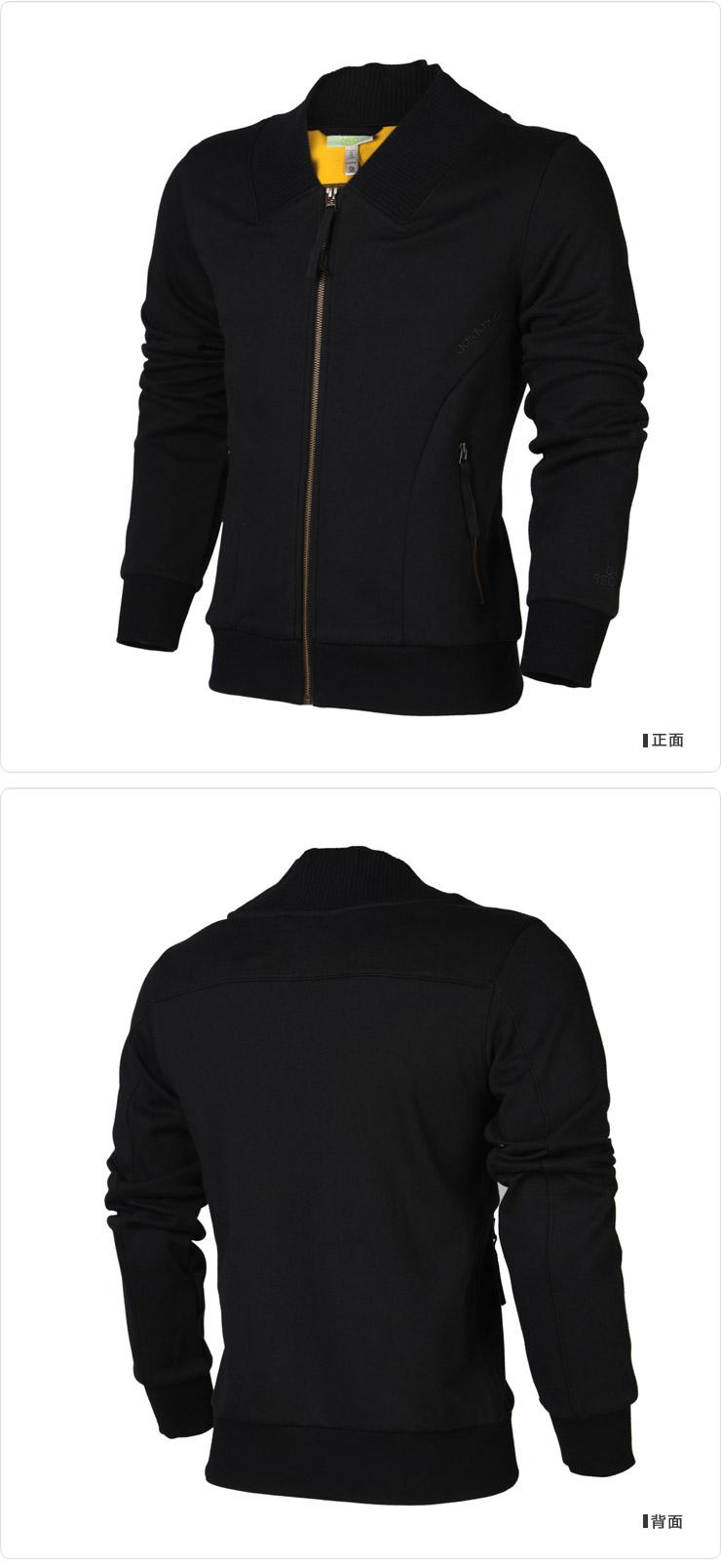 阿迪达斯adidas运动服男装neo街头休闲夹克z25362