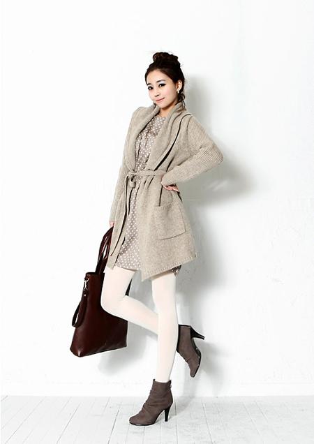 【图】米色外套搭配什么打底?
