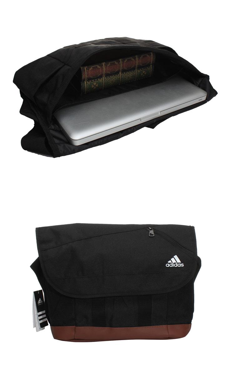 阿迪达斯adidas男款单肩包