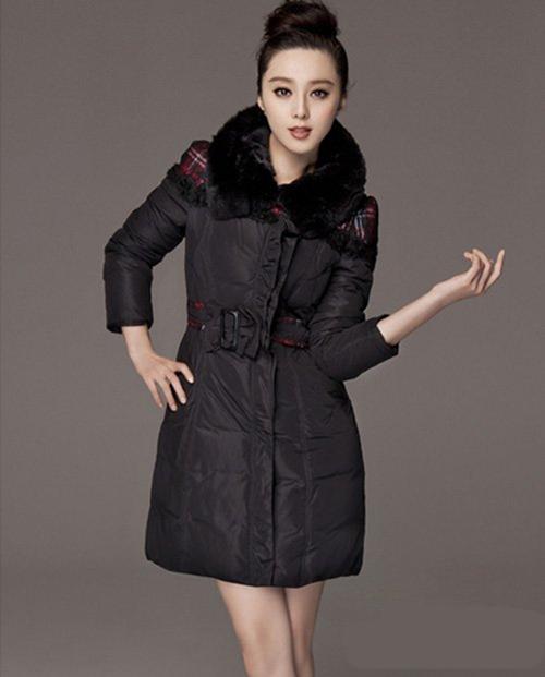 【图】黑色羽绒服搭配什么颜色围巾?