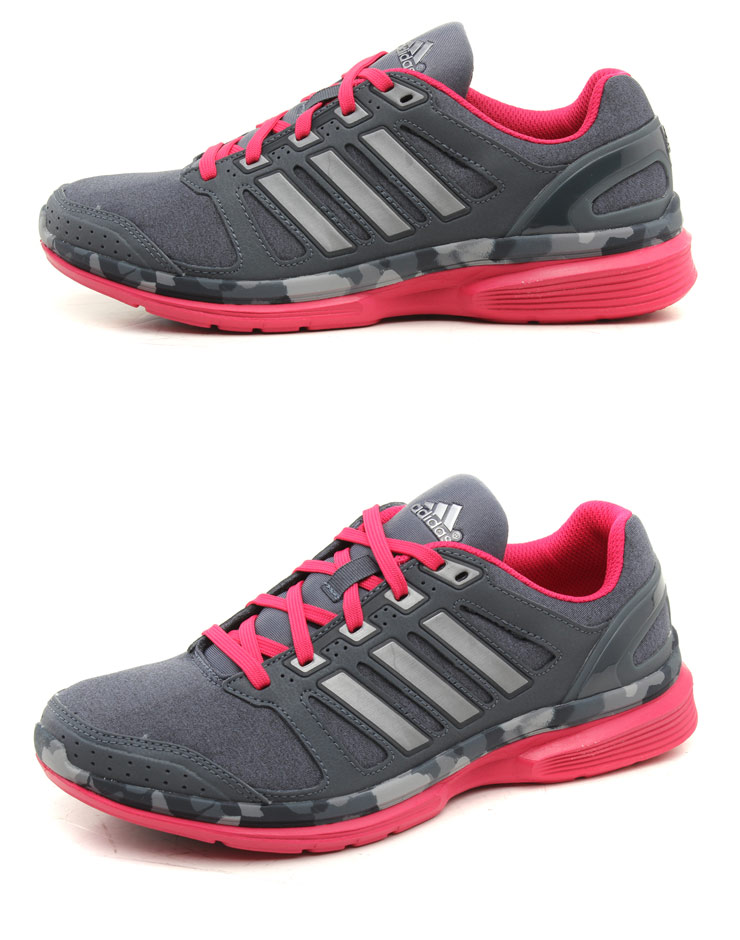抢 热5z adidas阿迪达斯2014新款女鞋跑步鞋d66836感恩回