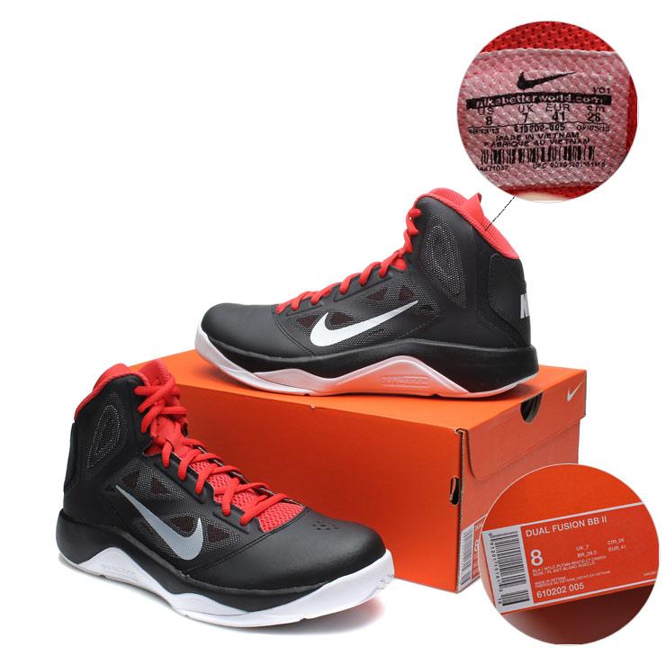 耐克nike2014新品男鞋篮球鞋运动鞋正品名鞋库610202