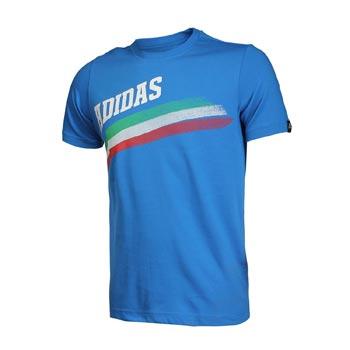 热5Z 阿迪达斯新款生活男装SummerAttack短袖T恤D89128