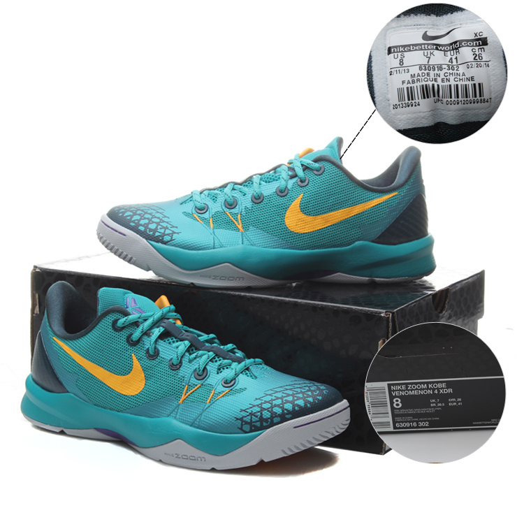 耐克nike男鞋篮球鞋运动鞋科比系列篮球630916-302