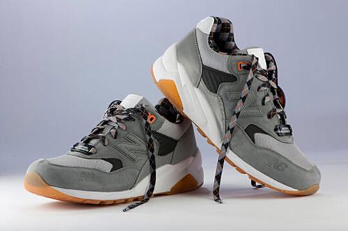 新百伦580鞋带系法图解