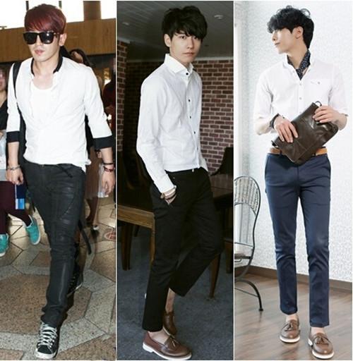 【图】黑色牛仔裤配什么鞋子?黑色鞋子怎么搭配?