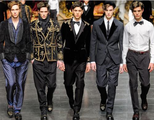 【图】男装服装品牌必要了解 男装服装品牌十