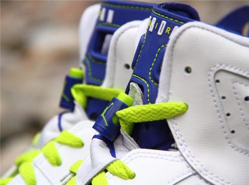 乔6鞋带系法步骤图解