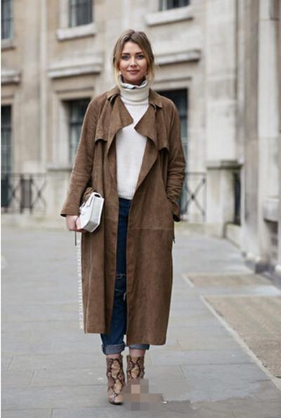 艾利欧品牌女装风衣_最有名的风衣品牌