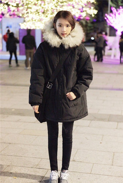 秋冬女装搭配外套方法 秋冬外套搭配图片