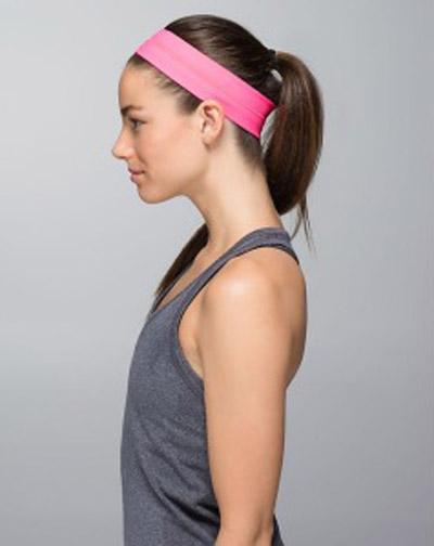 【图】分享女生运动装备的必需品