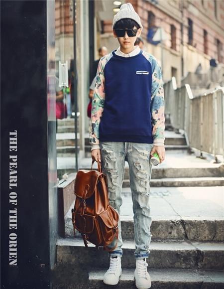 【图】2016春季潮男服装搭配方法