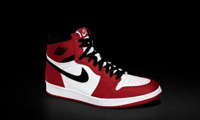 乔丹穿过的篮球鞋有哪些 乔丹各代篮球鞋介绍