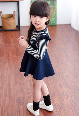 【图】儿童秋装搭配技巧 秋季儿童服装搭配图片