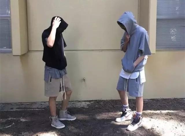 选对短裤,你也可以像潮男一样型爆街头!