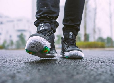 Nike欧文3测评 耐克欧文3拆解
