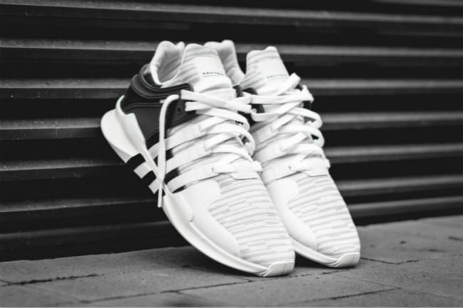 Adidas eqt boost白粉介绍 阿迪eqt白粉配色赏析
