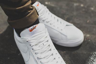藤原浩潮流联名鞋款:Nike lab zoom x fragment板鞋