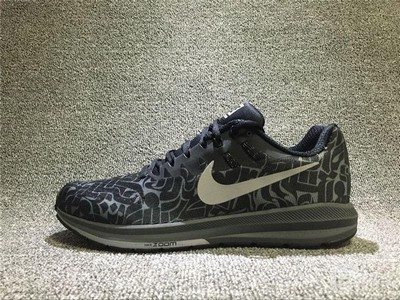 Nike zoom structure20带来出众的穿着体验