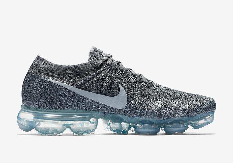 Nike vapormax酷灰怎么样?Nike vapormax深灰色解析