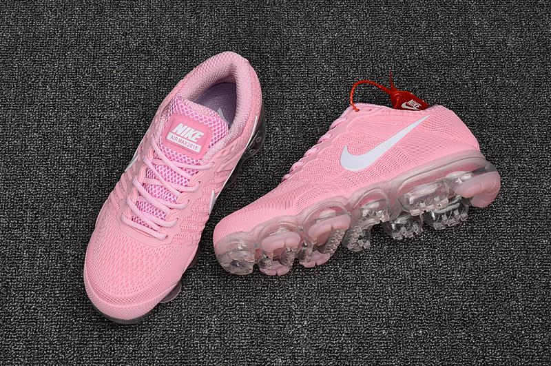 女生专属!Nike vapormax粉色鞋款