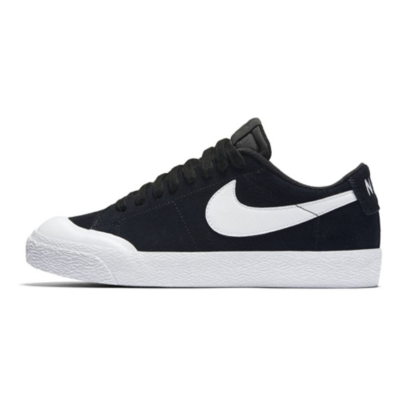 Nike sb blazer gt x supreme联名板鞋上脚效果