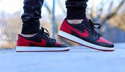 Nike air jordan鞋介绍 Nike aj1变色龙测评