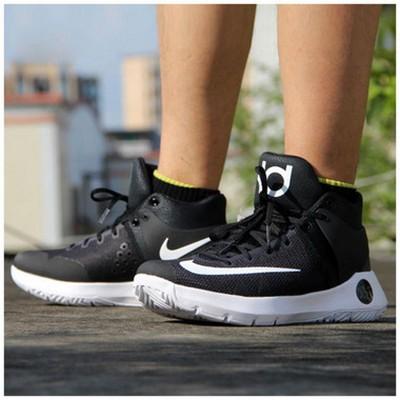 Nike kd trey 5杜兰特简版篮球鞋好吗?耐克杜兰特trey5实战测评