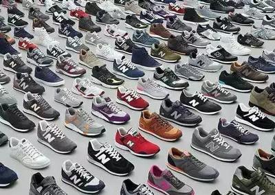 跑步的人都有这样一双NB跑鞋!