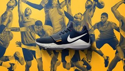 Nike pg1新配色介绍 Nike pg1所有配色鉴赏