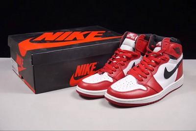 耐克aj1芝加哥篮球鞋配色欣赏及上脚图