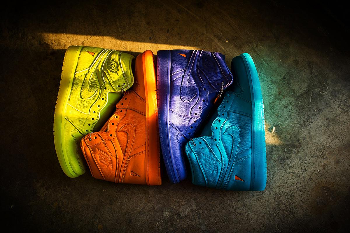 你好色彩!丰富配色的四双Air Jordan 1时尚感爆棚