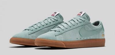 Nike sb blazer low gt鞋款介绍 Nike sb zoom blazer low配色