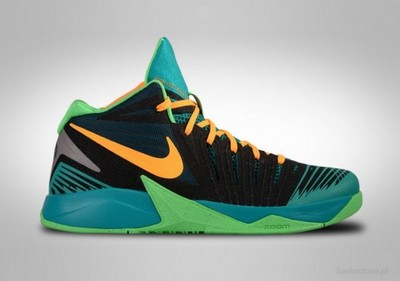 Nike air vis zoom uptempo解析 Nike zoom i get buckets配色