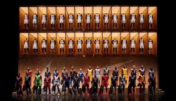 NBA球服出道,你最爱的哪一款?