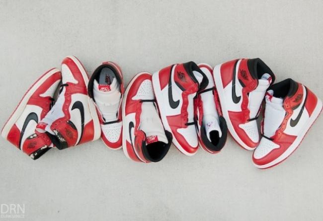 关于Air Jordan 1,你不得不知的事情