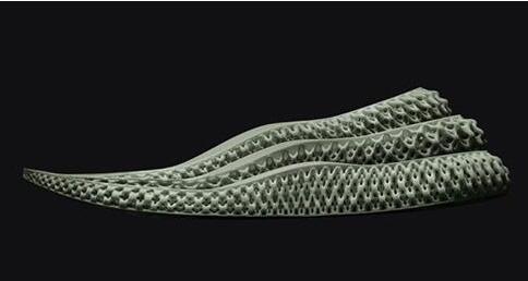 你还在玩3D?Adidas都已经推出4D跑鞋了!