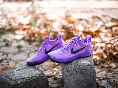 Nike kobe ad ep战靴的测评+配色赏析