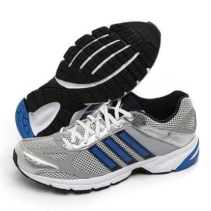 鞋子很好,确认晚了,绝对是正品,很舒服, 阿迪达斯跑步鞋V21934 名鞋库产品评价