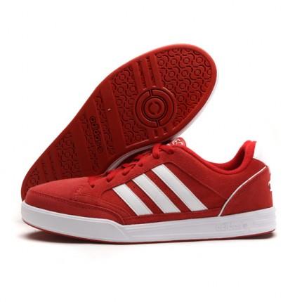 请问这款鞋的红色皮面脏了怎么办 我买的红 阿迪达斯板鞋G52314 名鞋库产品咨询