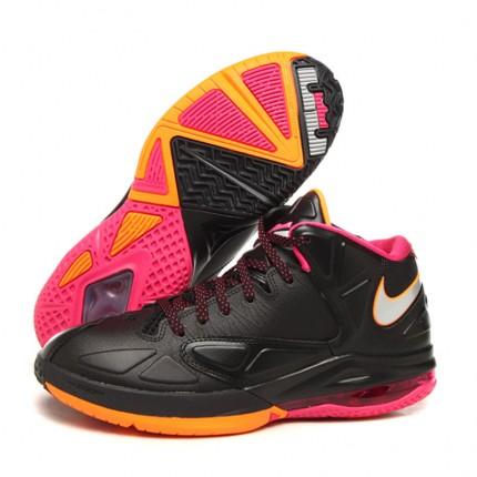 鞋子蛮漂亮,就是一个正规的鞋盒子都没有, 耐克篮球鞋536568 008