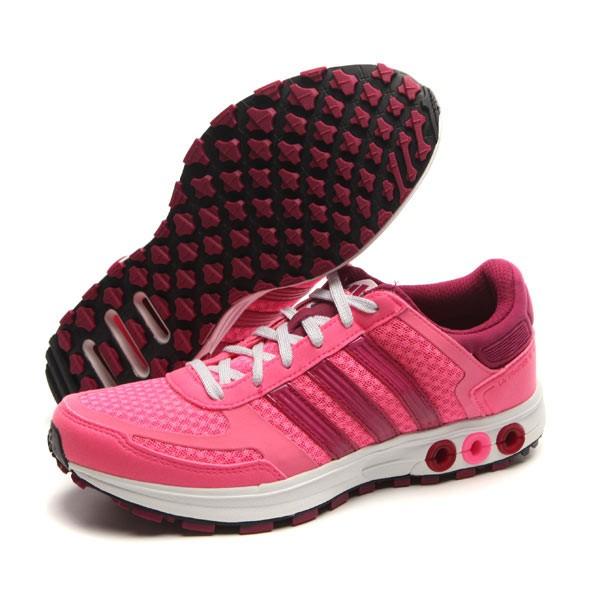 阿迪达斯adidas 2013新款 女鞋跑步鞋 减震运动鞋 V21852